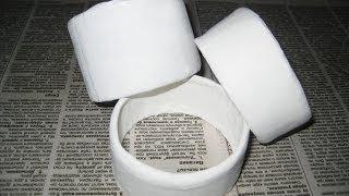 getlinkyoutube.com-DIY Основы для браслетов (Папье маше) \ Basics for bracelets\ Papier-mache \ Paper crafts