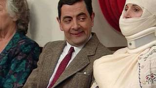 At the Hospital | Funny Clip | Mr. Bean Official