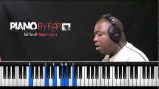 2-5-1 Chord Progressions for Gospel and Pop Song in ALL 12 Keys