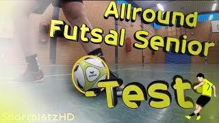 Allround Futsal Senior von Erima -Test-