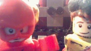 getlinkyoutube.com-Lego Flash- Gorilla Grodd
