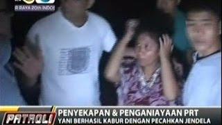 getlinkyoutube.com-Biadab ! Pembantu Disiksa Majikan Lagi Di Jakarta ~ Penyiksaan Pembantu Disiksa Majikan