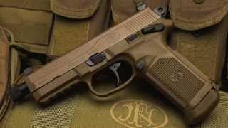getlinkyoutube.com-FNX-45 tactical review.  Does this pistol live up to the hype.