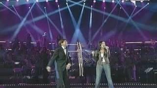 Laura Pausini e Gianni Morandi - In assenza di te ( Da