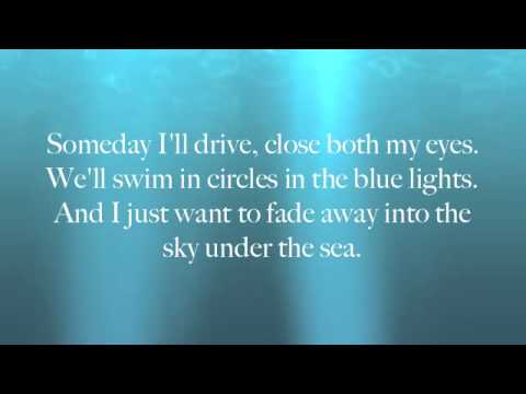 The Sky Under The Sea - Pierce The Veil Lyrics