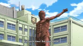 getlinkyoutube.com-Attack on Titan: Junior High Episode 3