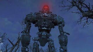 getlinkyoutube.com-Fallout 4 Liberty Prime Companion - Ultimate Companion