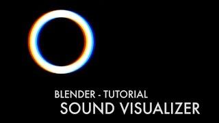 getlinkyoutube.com-How to make a Audio Visualizer in Blender