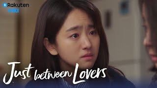 Just Between Lovers - EP13 |   Won Jin Ah Cries for Her Mother [Eng Sub]
