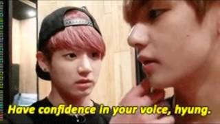Vkook - the time when we spent together