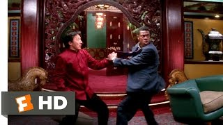getlinkyoutube.com-Partners in Crime Fighting - Rush Hour (2/5) Movie CLIP (1998) HD