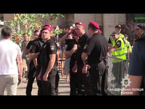 Парад у Києві відбувся без провокацій - поліція