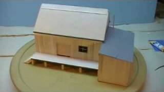 getlinkyoutube.com-Popsicle Sticks Buildings Pt 3
