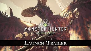 Monster Hunter: World - Megjelenés Trailer