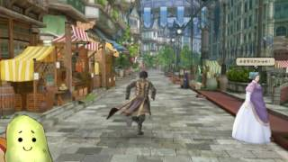 getlinkyoutube.com-Valkyria Revolution: End game content Interface and NG+ PSVITA footage