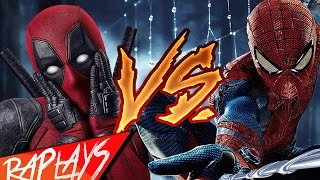 getlinkyoutube.com-DEADPOOL VS SPIDERMAN RAP (RESUBIDO) | ZARCORT -CYCLO.KRONNO
