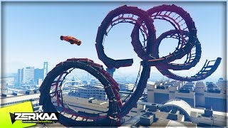 getlinkyoutube.com-QUAD LOOPS IN THE AIRPORT | GTA 5 Funny Moments (E752)