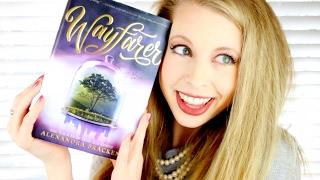 WAYFARER BY ALEXANDRA BRACKEN | booktalk with XTINEMAY