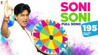 getlinkyoutube.com-Holi Song - Soni Soni - Full Song | Mohabbatein | Amitabh Bachchan | Shah Rukh Khan | Aishwarya Rai