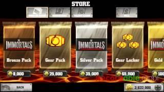 getlinkyoutube.com-WWE IMMORTALS 10 Mil Coin Pack Opening!