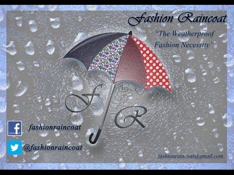 Fashion Raincoat