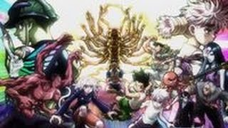 getlinkyoutube.com-Top 15 - Most Epic Scenes - Hunter x Hunter (2011) - 2015