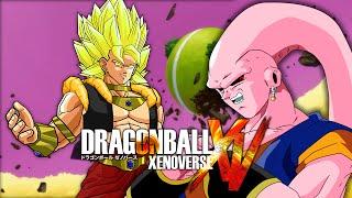 getlinkyoutube.com-Groly VS Buu Vegito Absorbed | Dragon Ball Xenoverse MODS (Duels)