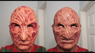 "Darkride82 ""VS"" Freddy Krueger Mask - Comparison Review"