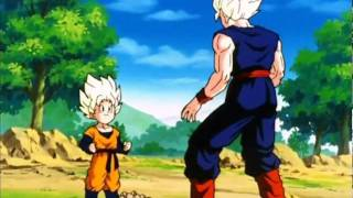 getlinkyoutube.com-Dragon Ball Z- Goten goes Super Saiyan for the First Time! [HD]