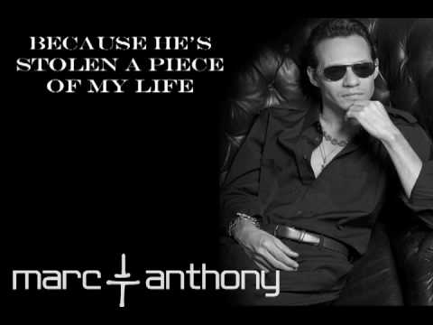 Marc Anthony - ¿y Como Es El? with Lyrics
