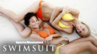 getlinkyoutube.com-Chrissy Teigan & Brooklyn Decker Relax Together | Getting The Shot | Sports Illustrated Swimsuit