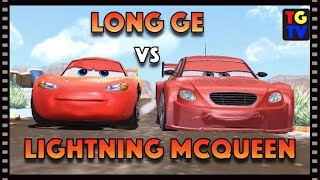 Cars: Fast as Lightning - Long Ge Stage 4/4 VS ICE Shu, Eastern Breeze McQueen