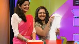 getlinkyoutube.com-Onnum Onnum Moonu I Ep 97 - with Divya Unni & Vidya Unni I Mazhavil Manorama