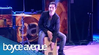 getlinkyoutube.com-Boyce Avenue - We Found Love / Dynamite (Live In Los Angeles) on Apple & Spotify