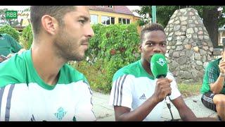 Divertida entrevista de Musonda a Cejudo para RBB Play