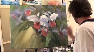 "getlinkyoutube.com-LIBERO! Full video ""orchidee"" dal artista Igor Sakharov"