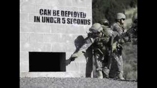 getlinkyoutube.com-ReconRobotics world leader in tactical micro robots systems for army swat law enforcement security