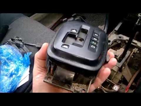 Как снять панель климат контроля и центральную панель на Mitsubishi Galant VIII