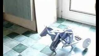 getlinkyoutube.com-Paper Kinetic Horse KIT VERSION !
