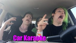 Car Karaoke With Social Repose