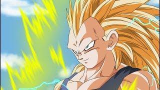 getlinkyoutube.com-Super Saiyan 3 Goku Vs. Super Saiyan 3 Vegeta- Road to Dragon Ball Z Battle of Z