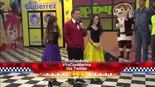 getlinkyoutube.com-Reta de Baile Arely vs Marina Completo