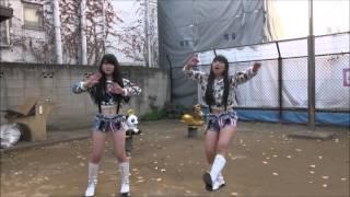 getlinkyoutube.com-【かわいいすき焼き】本能寺の変踊ってみた