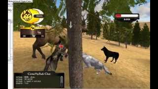 getlinkyoutube.com-Big Wolf Hunt! Wolves Die