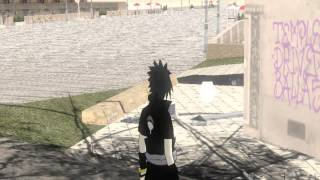 getlinkyoutube.com-Gta sa Jutsus Sasuke Beta Final