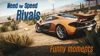 getlinkyoutube.com-Need For Speed Rivals - Funny moments