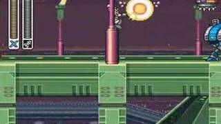 getlinkyoutube.com-Mega Man X:  Buggy Password