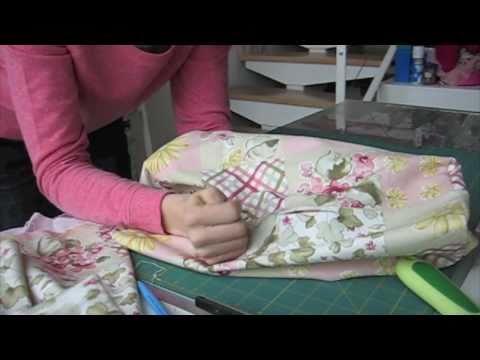 Living the crafts: Como hacer una funda para la máquinade coser