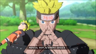 getlinkyoutube.com-Naruto Storm Revolution - Mecha Naruto Story Mode Walkthrough Part 1