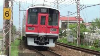 getlinkyoutube.com-小田急赤い1000形箱根登山色【車両シリーズ】